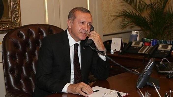 Erdoğan'ın 'Katar' telefon diplomasisi sürüyor