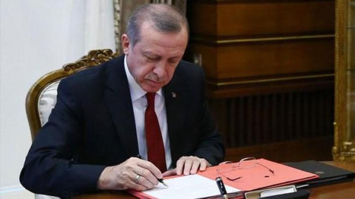 Erdoğan Katar anlaşmasını onayladı