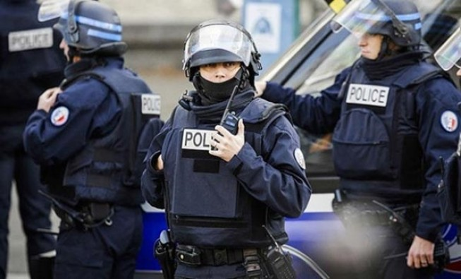 Fransa'daki terör saldırısı girişimine 4 gözaltı