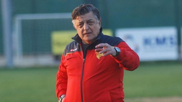 Göztepe'ye sürpriz teknik direktör