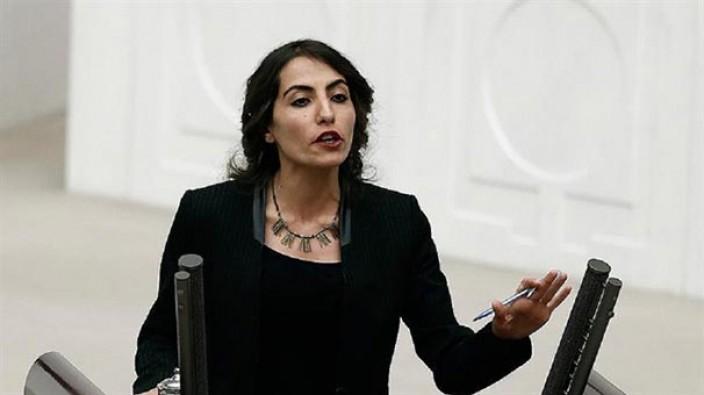 HDP'li Öztürk'ün milletvekilliği düşürüldü