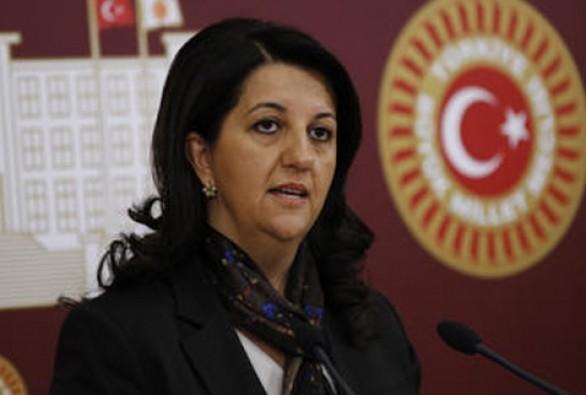 HDP'li Pervin Buldan gözaltına alındı