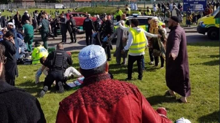 İngiltere'de araçlı saldırgan serbest bırakıldı