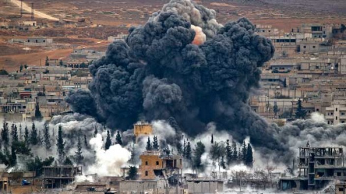 İsrail, Suriye'de rejime ait 2 tankı vurdu