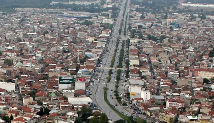 İstanbul Yolu'nda büyük dönüşüm