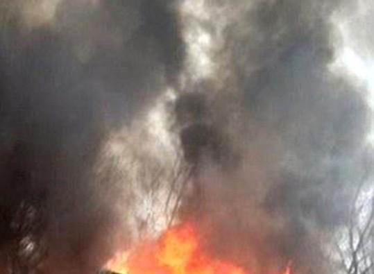 Kabil'de intihar bombacısı kendini patlattı