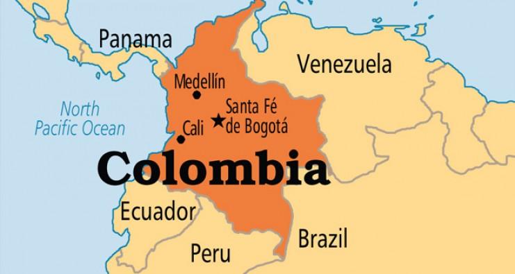Kolombiya'da maden ocağında göçük: 8 ölü, 5 kayıp