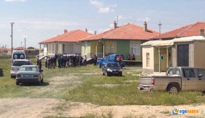 Konya'da cinayetin detayları ortaya çıktı