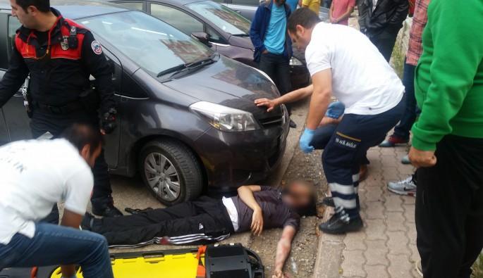 Konya'da silahlı kavga: 1 ölü, 4 yaralı