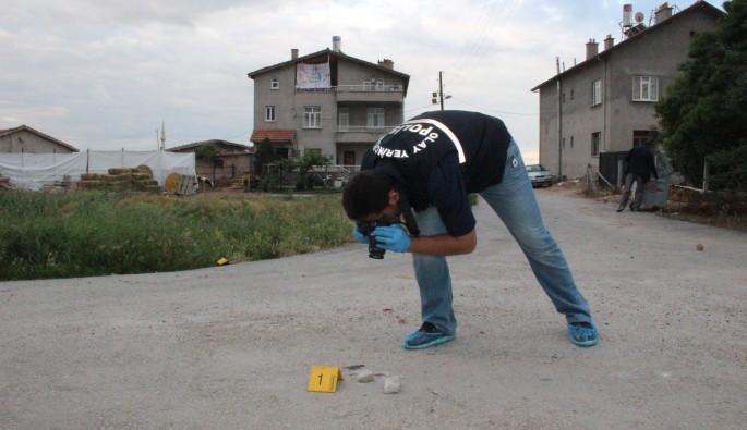 Konya'da alacak verecek kavgası kanlı bitti