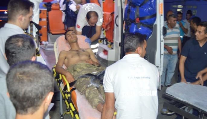 Manisa'da 571 asker tedavi altında