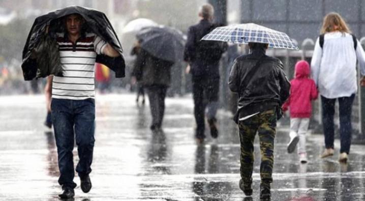 Meteoroloji'den Bursa'ya sağanak uyarısı