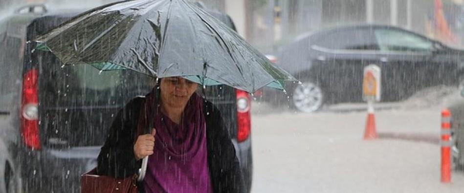 Meteorolojiden Bursa'ya sağanak uyarısı