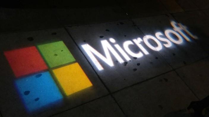 Microsoft'a büyük saldırı