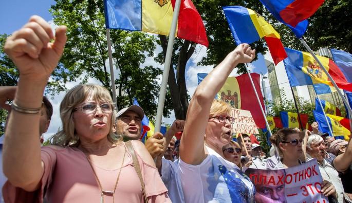 Moldova'da yeni seçim sistemi!