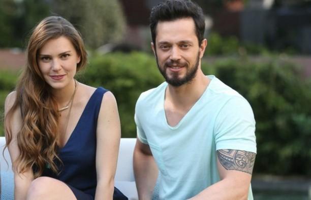 Murat Boz Aslı Enver el ele görüntülendi