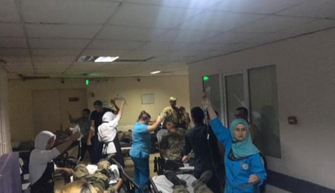 Sağlık Bakanlığından, askeri kışlada zehirlenme açıklaması