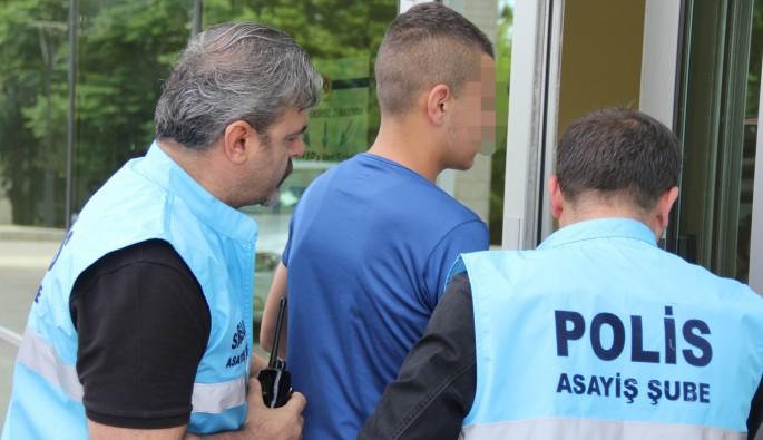 Tüfekle 4 kişiyi yaralayan genç tutuklandı