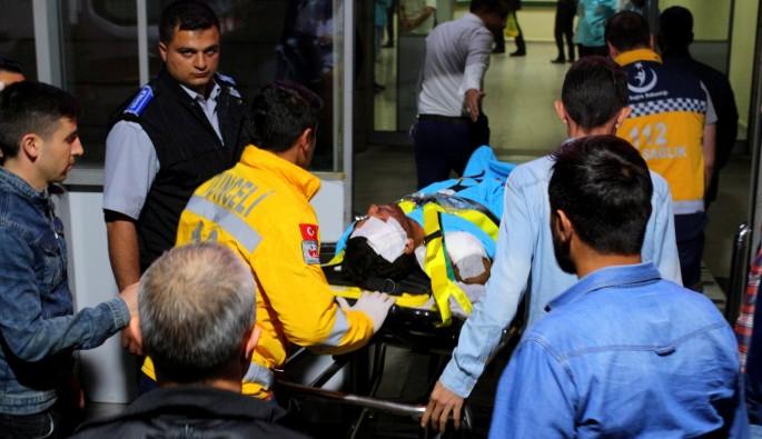 Tunceli'de terör operasyonunda yaralanan 1 kişi Erzurum'a getirildi