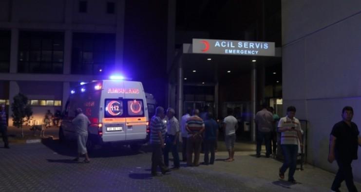 Akhisar'da hayır yemeğinde 120 kişi hastaneye kaldırıldı