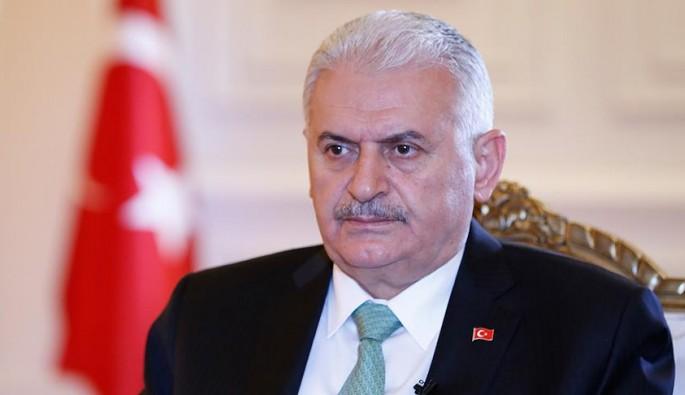 Başbakan Yıldırım'dan Mescid-i Aksa açıklaması