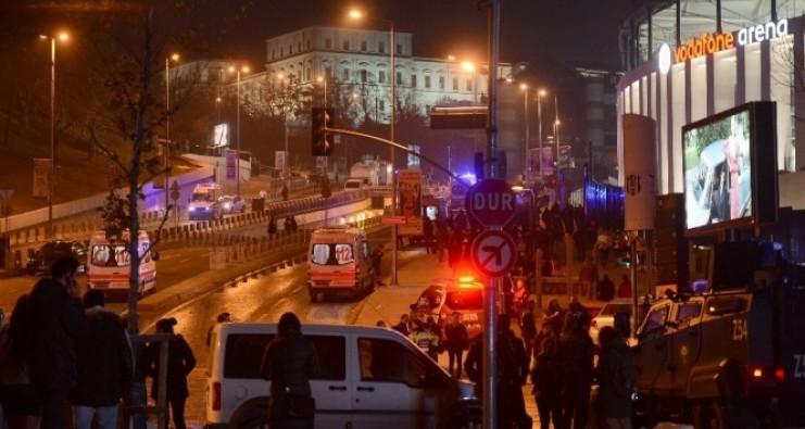 Beşiktaş patlamasının organizatörü yakalandı