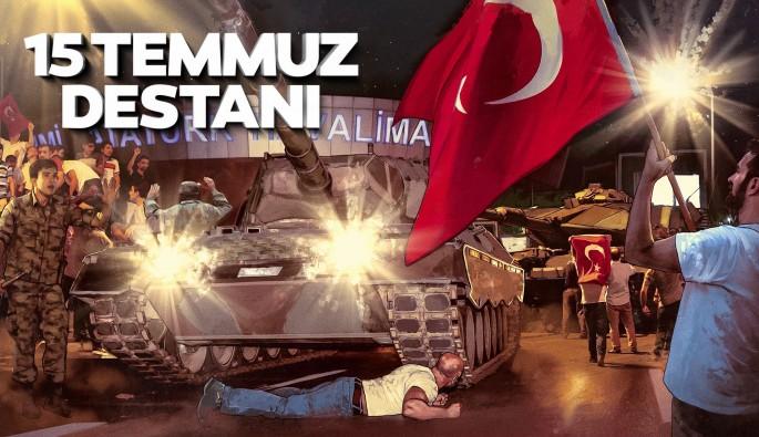 Bursa'nın 15 Temmuz programı belli oldu