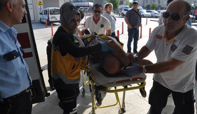 Bursa'da ağır yaralanan adam hayata tutunamadı