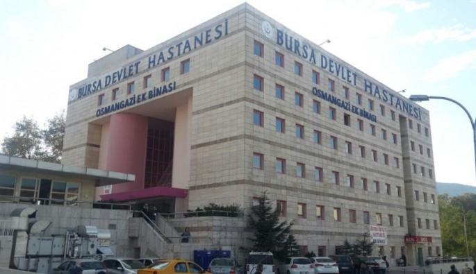 Bursa'da FETÖ'den devredilen hastaneler 700 bin kişiye hizmet verdi