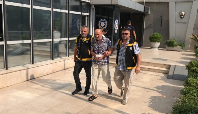 Bursa'da oğlunu öldüren baba adliyeye sevk edildi