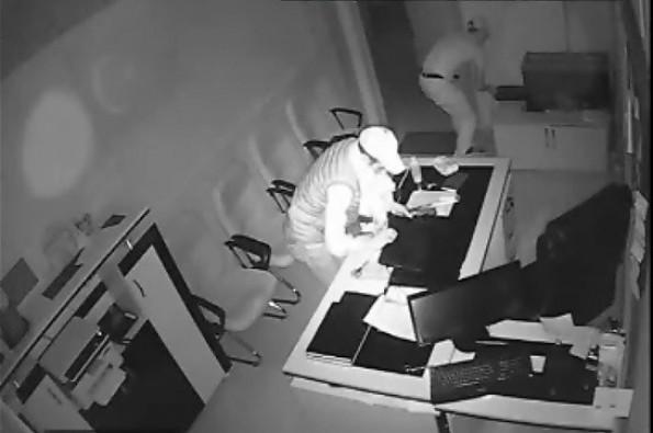 Bursa'da okul hırsızları yakalandı