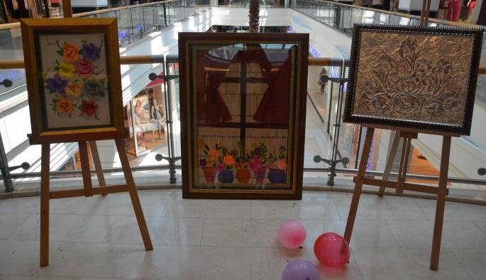 Bursa'da psikiyatri hastaları ressamları aratmıyor