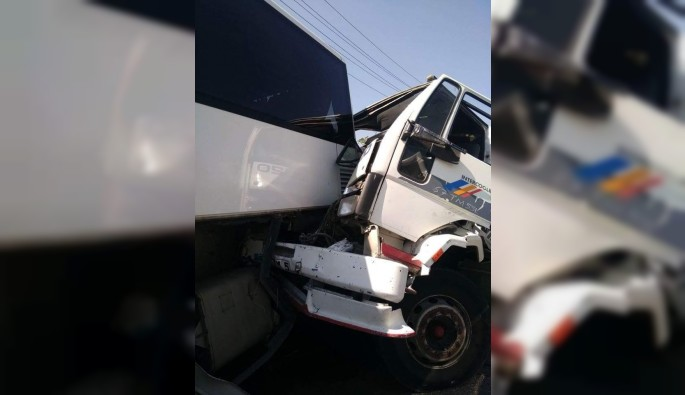 Bursa'da zincirleme kaza: 7 yaralı