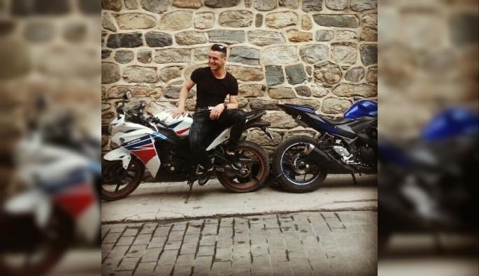 Bursa Görükle mevkiinde motosiklet kazası