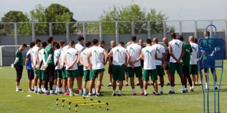 Bursaspor'un Avusturya kamp kadrosu belli oldu