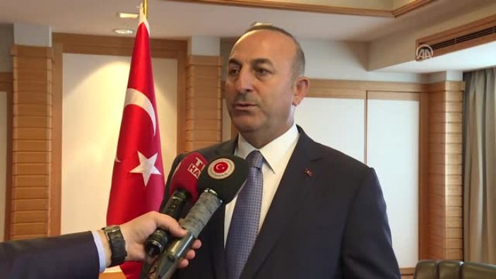 Dışişleri Bakanı Çavuşoğlu Yarın KKTC'ye Gidiyor