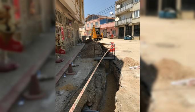 Gürsu'da yeni mahallelere doğalgaz geliyor