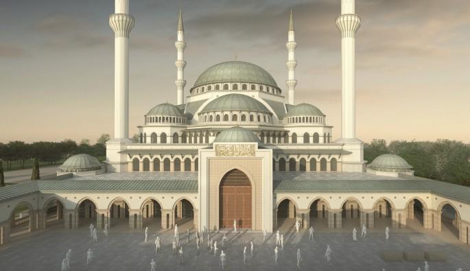 İşte Cumhurbaşkanı Erdoğan'ın Bursa'ya istediği külliye