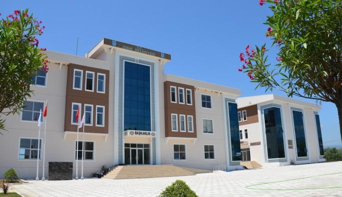 İznik'e yeni belediye binası