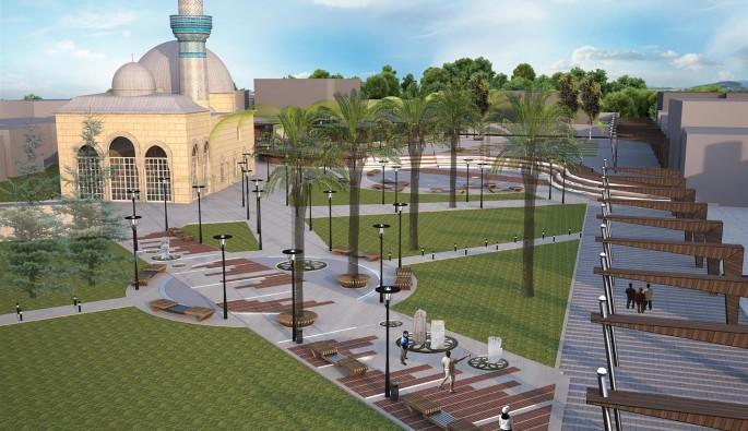 İznik'e yeni bir kentsel tasarım projesi