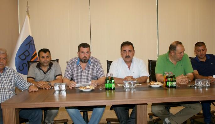 Karacabey Birlikspor yönetiminden açıklama