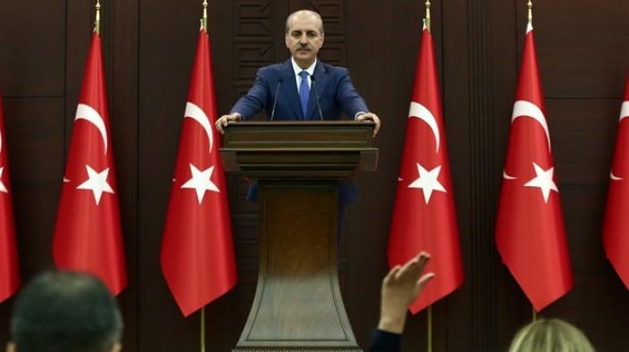 Kurtulmuş: '111 bin 240 kişi kamu görevinden ihraç edildi'