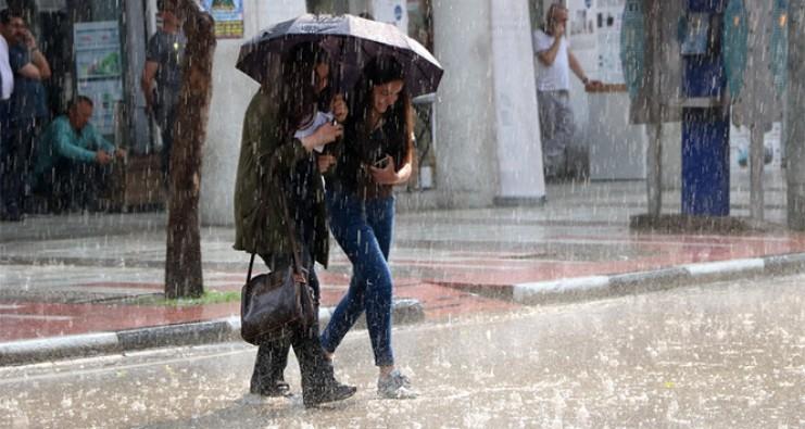 Meteorolojiden çok kuvvetli yağış açıklaması