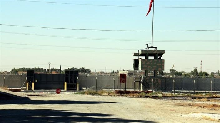 Suriye sınırında geniş güvenlik önlemleri alındı
