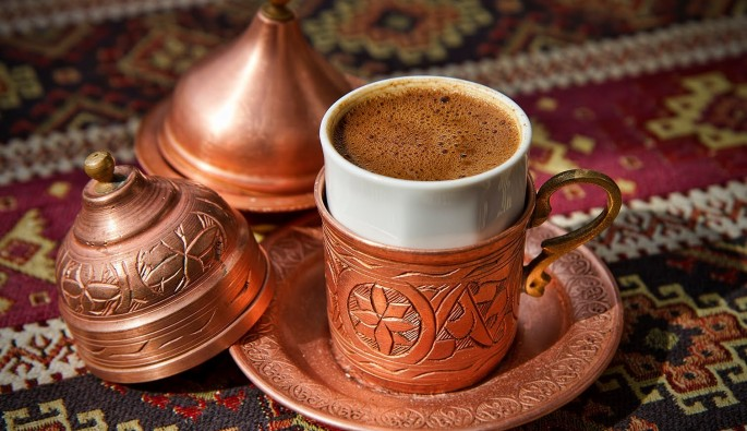 Türk kahvesinde 65 tat ve koku bulunuyor