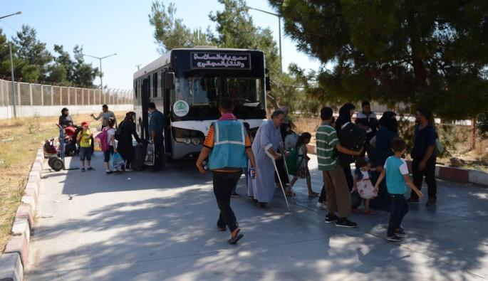 Ülkelerine bayram için giden sığınmacılar Türkiye'ye geri döndü