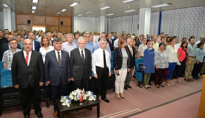Uludağ Üniversitesi'nden 15 Temmuz' konulu panel