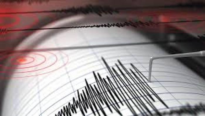 Ağrı'da deprem paniği