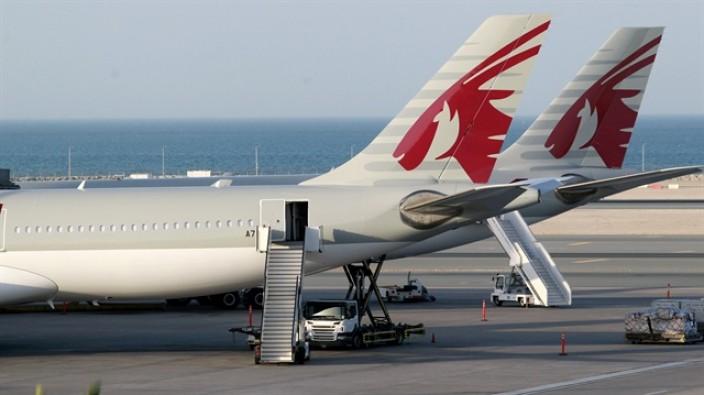 Bahreyn ve BAE hava sahalarını Katar'a açtı