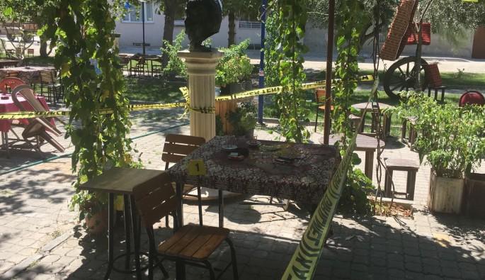 Balıkesir'de silahlı saldırı: 1 ölü